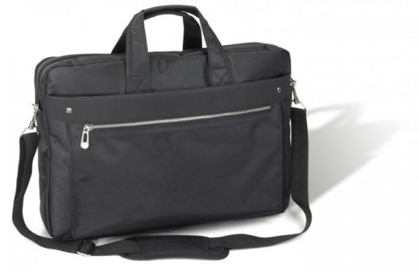 Laptoptasche für 17'' Laptop strapazierfähiges Polyester schwarz - excl. Marke EuroStyle