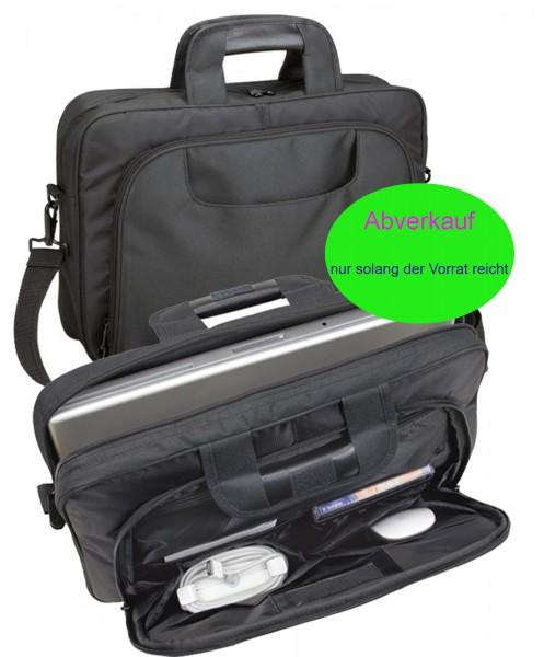 Laptoptasche strapazierfähiges Polyester schwarz -