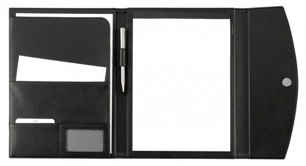 Schreibmappe A4 Lederähnliches Felina-Material excl. Marke EuroStyle