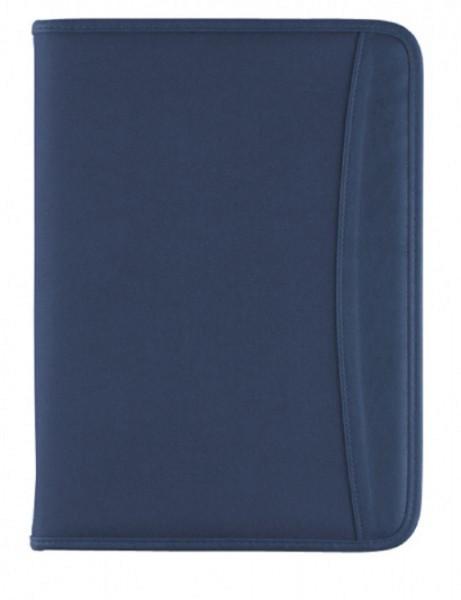 Schreibmappe A4 mit Reißverschluss - in 3 Farben erhältlich - excl. Marke EuroStyle