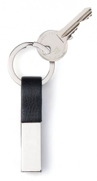 Schlüsselanhänger mit Öffnungshilfe, in 2 Farben excl. Marke EuroStyle